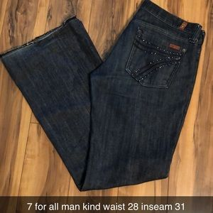 7 for all man kind